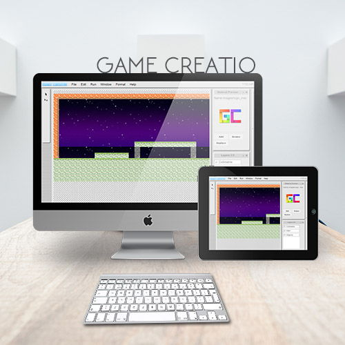 Game Creatio App showcase